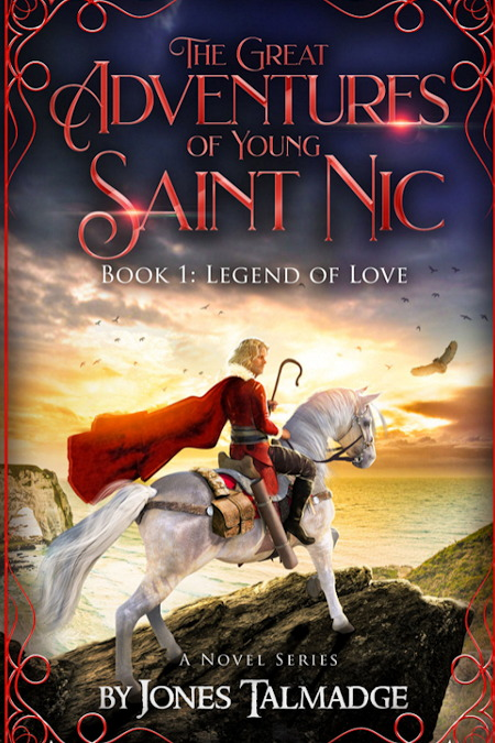 The Great Adventures of Young Saint Nic